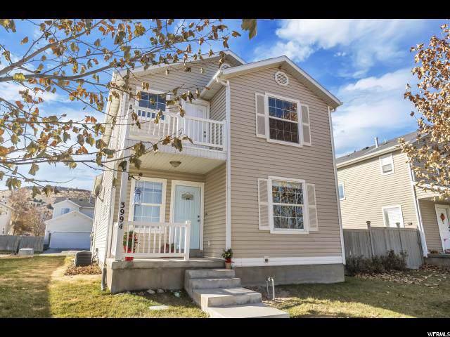 3994 E Smith Ranch Rd N, Eagle Mountain, UT 84005 (#1642275) :: Doxey Real Estate Group