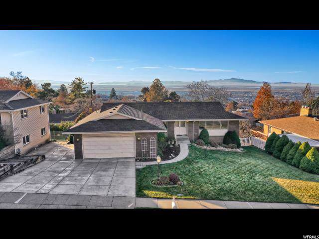 2106 S Claremont Dr E, Bountiful, UT 84010 (#1642280) :: Red Sign Team