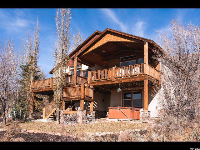 377 E Keetly Station Cir, Kamas, UT 84036 (MLS #1642285) :: High Country Properties