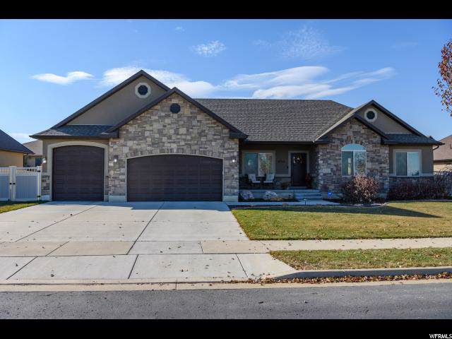 8916 S Duck Ridge Way, West Jordan, UT 84081 (#1642287) :: Bustos Real Estate | Keller Williams Utah Realtors