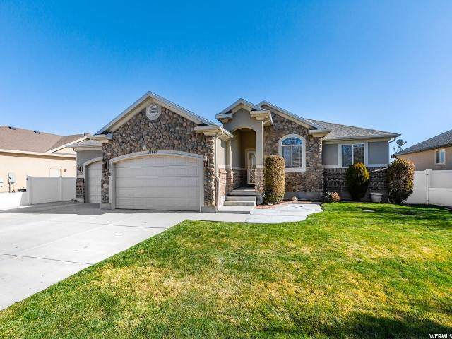12669 S Toscana Way, Herriman, UT 84096 (#1642298) :: Bustos Real Estate | Keller Williams Utah Realtors