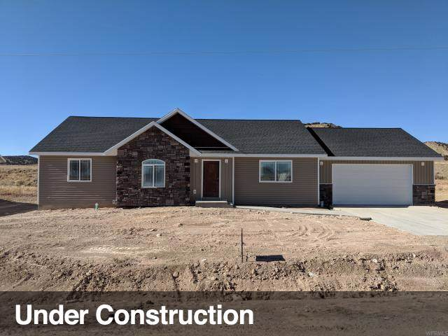 667 N 4250 W, Maeser, UT 84078 (#1642309) :: Big Key Real Estate