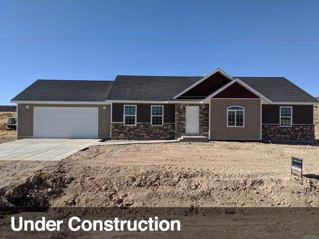 649 N 4250 W, Maeser, UT 84078 (#1642310) :: Big Key Real Estate