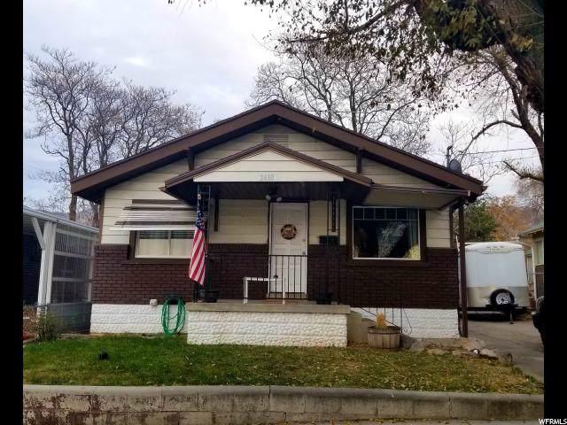 3460 Grant Ave, Ogden, UT 84401 (#1642356) :: Big Key Real Estate
