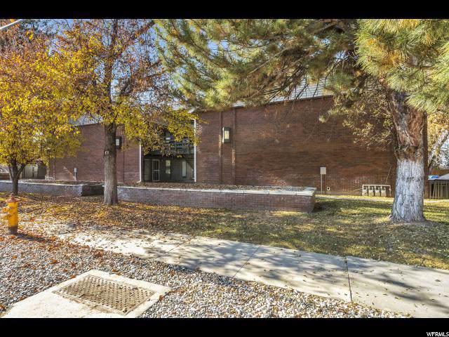 2730 S 1100 E #11, Salt Lake City, UT 84106 (#1642359) :: Colemere Realty Associates