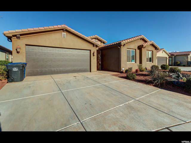 3800 Paradise Village Dr #2, Santa Clara, UT 84765 (#1642361) :: Doxey Real Estate Group