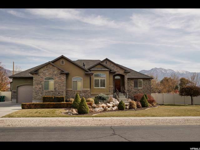 232 N 2020 W, Marriott Slaterville, UT 84404 (#1642365) :: Big Key Real Estate
