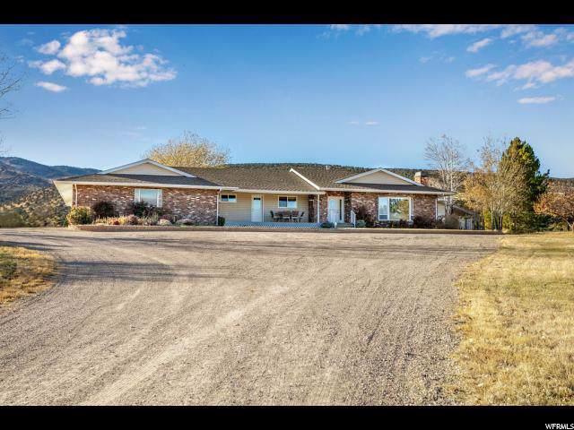 445 Harmony Dr, New Harmony, UT 84757 (#1642370) :: Bustos Real Estate | Keller Williams Utah Realtors