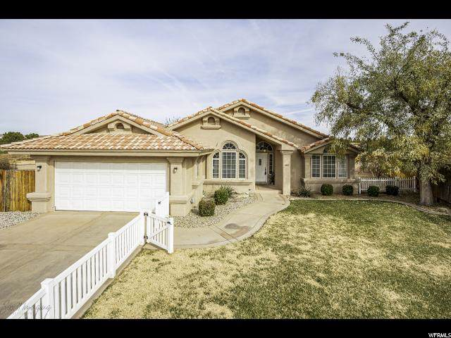 1957 S Hedera Pl E, St. George, UT 84790 (#1642371) :: Red Sign Team