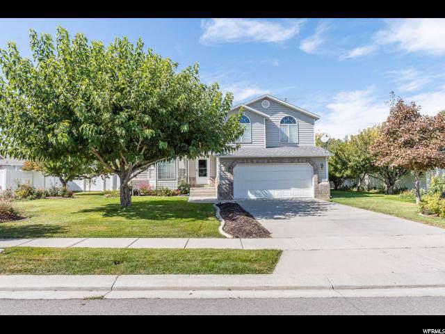 8378 S 3320 W, West Jordan, UT 84088 (#1642374) :: Bustos Real Estate | Keller Williams Utah Realtors