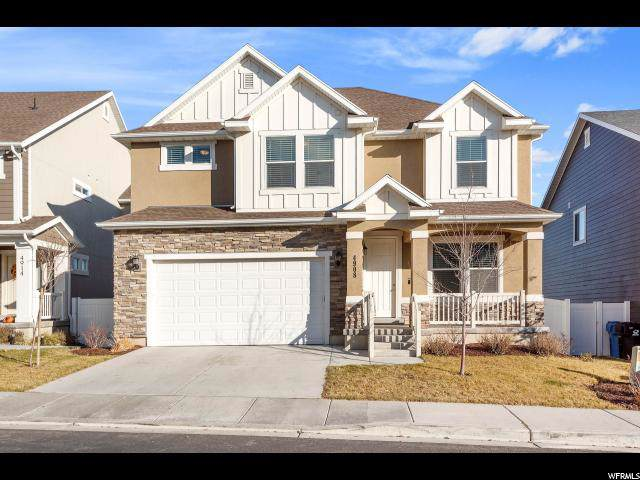 4908 W Yellow Topaz Dr, Herriman, UT 84096 (#1642381) :: Bustos Real Estate | Keller Williams Utah Realtors