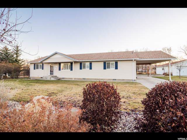 3367 W 940 N, Vernal, UT 84078 (#1642382) :: Big Key Real Estate