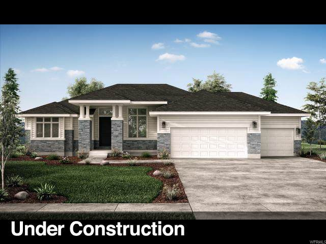 1510 W Pheasant Meadow Dr, Kaysville, UT 84037 (#1642393) :: Doxey Real Estate Group