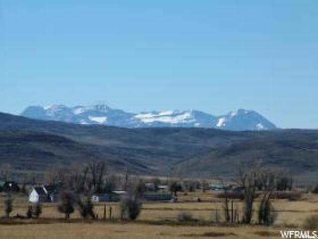 1537 S Stewart Ln E, Kamas, UT 84036 (MLS #1642400) :: High Country Properties
