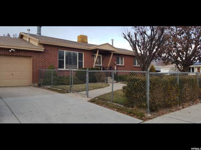 1381 E 8600 S, Sandy, UT 84093 (#1642409) :: Doxey Real Estate Group