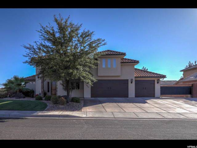 1925 W 430 NORTH Cir N, St. George, UT 84770 (#1642439) :: Red Sign Team