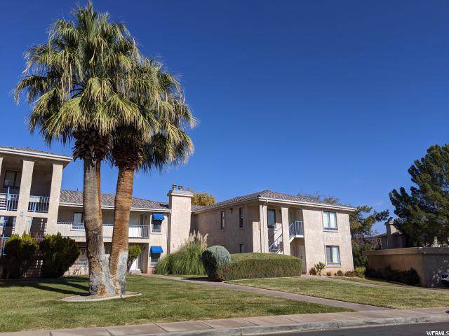 860 S Village Rd Q9, St. George, UT 84770 (#1642450) :: Doxey Real Estate Group