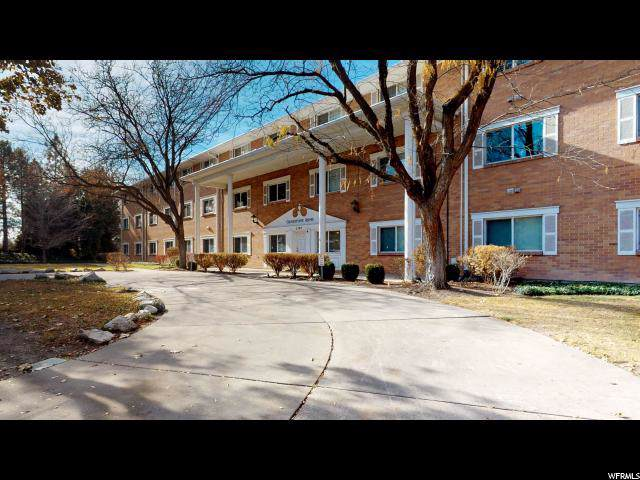 2760 S Highland Dr E #3, Salt Lake City, UT 84106 (#1642452) :: The Fields Team