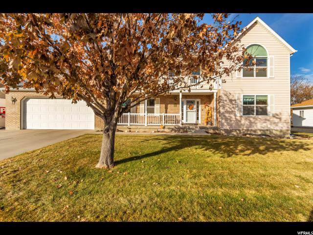 77 Tiebreaker Cir, Grantsville, UT 84029 (#1642455) :: The Fields Team
