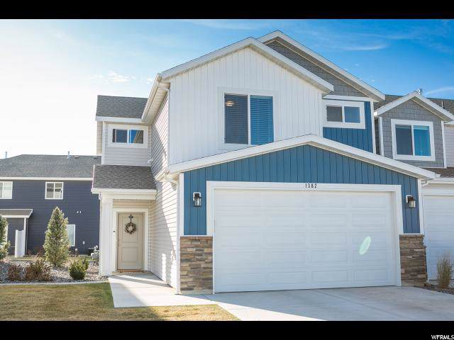 1382 E 340 S #38, Hyrum, UT 84319 (#1642473) :: The Fields Team