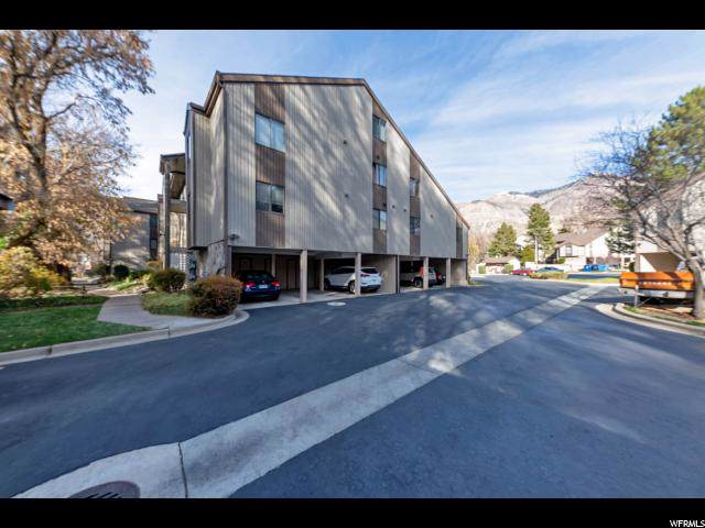 1175 S Canyon Rd E A13, Ogden, UT 84404 (#1642480) :: The Canovo Group