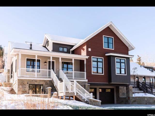 634 Deer Valley Loop, Park City, UT 84060 (#1642496) :: Bustos Real Estate | Keller Williams Utah Realtors