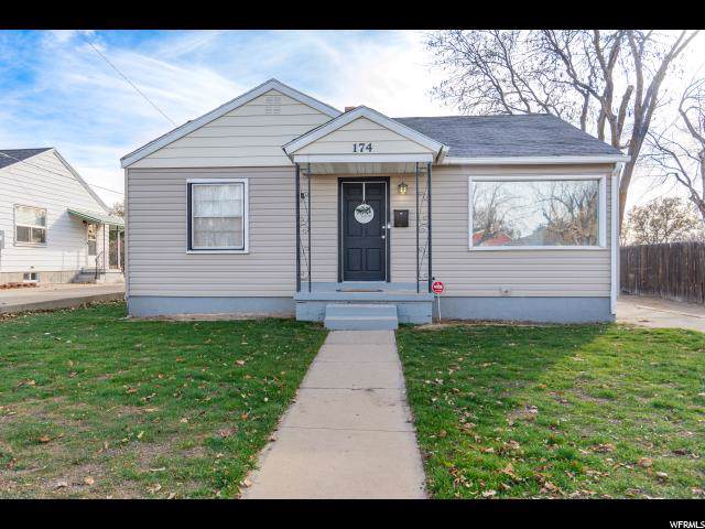 174 S Lakeview Dr, Clearfield, UT 84015 (#1642502) :: The Fields Team