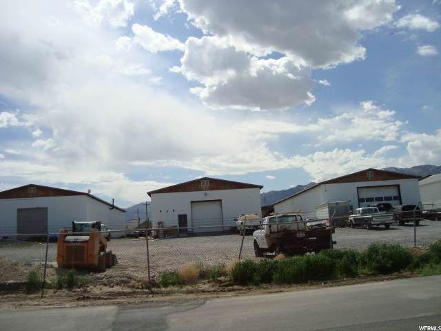 150 N Old Lincoln Hwy W, Grantsville, UT 84029 (#1642513) :: Exit Realty Success