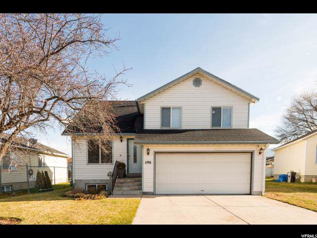 1196 W Southview Cir, Logan, UT 84321 (#1642539) :: The Fields Team