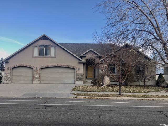 5742 W Emmeline Dr, Herriman, UT 84096 (#1642545) :: Bustos Real Estate | Keller Williams Utah Realtors
