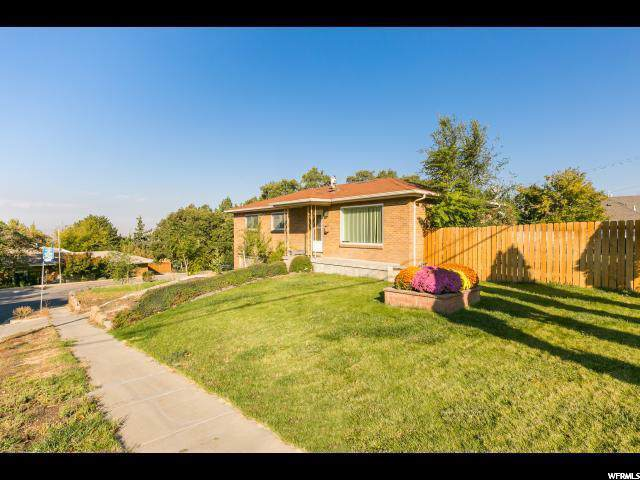 921 E 900 N, Bountiful, UT 84010 (#1642547) :: Keller Williams Legacy