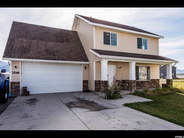 3246 S 1350 W, Nibley, UT 84321 (#1642548) :: The Fields Team