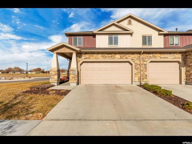 978 W Village Bend Ln, Midvale, UT 84047 (#1642553) :: Bustos Real Estate | Keller Williams Utah Realtors