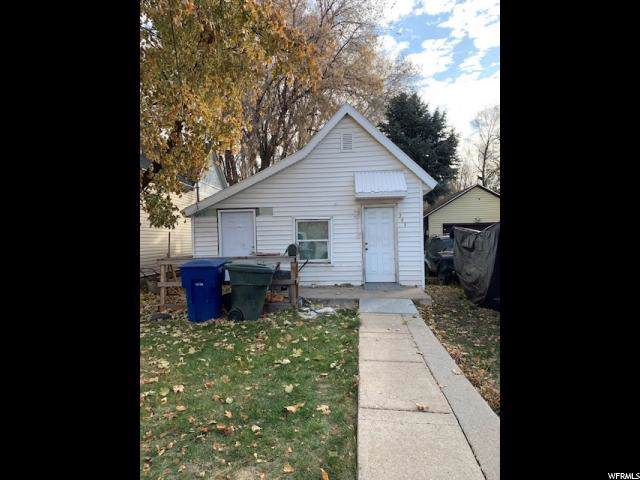 343 9TH St, Ogden, UT 84404 (MLS #1642554) :: Lawson Real Estate Team - Engel & Völkers