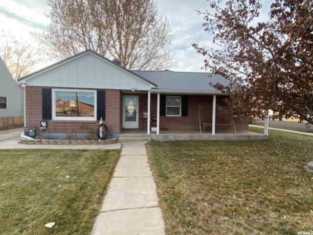 493 N 600 E, Roosevelt, UT 84066 (#1642555) :: Bustos Real Estate | Keller Williams Utah Realtors