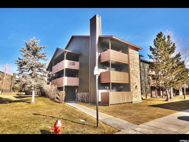 6831 N 2200 W 12U, Park City, UT 84098 (#1642561) :: Big Key Real Estate