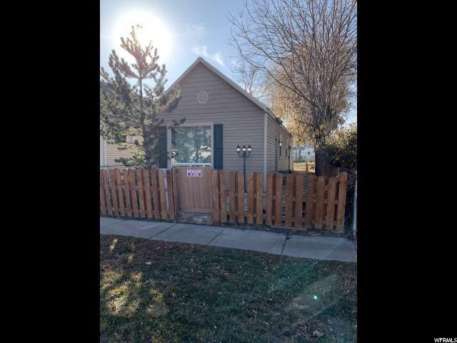 857 W Simondi Ave, Salt Lake City, UT 84116 (#1642564) :: The Fields Team