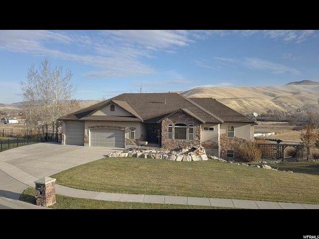 3766 N 3675 W, Peterson, UT 84050 (#1642565) :: Red Sign Team
