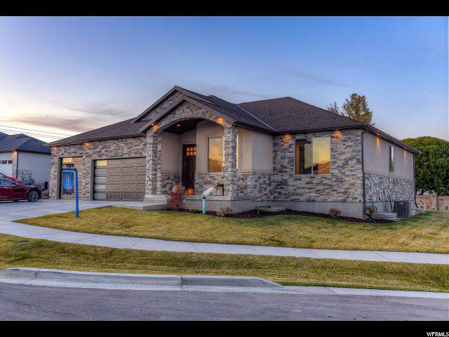 2644 W Titans Ct S, South Jordan, UT 84095 (#1642572) :: Von Perry | iPro Realty Network