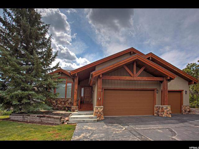 3781 W Blacksmith Rd, Park City, UT 84098 (MLS #1642578) :: High Country Properties