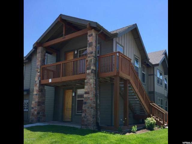 1746 Redstone Ave C, Park City, UT 84098 (#1642579) :: Big Key Real Estate