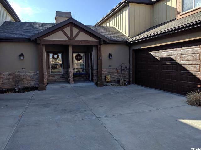 1484 E Tuscan Oak Way S, Sandy, UT 84092 (#1642580) :: Bustos Real Estate | Keller Williams Utah Realtors