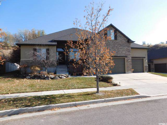1031 W Stone Fly Dr, Bluffdale, UT 84065 (#1642583) :: Colemere Realty Associates
