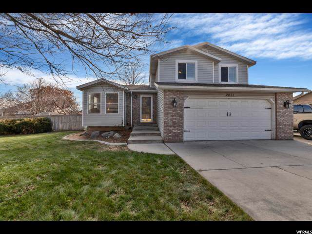 2071 W 13400 S, Riverton, UT 84065 (#1642586) :: Colemere Realty Associates