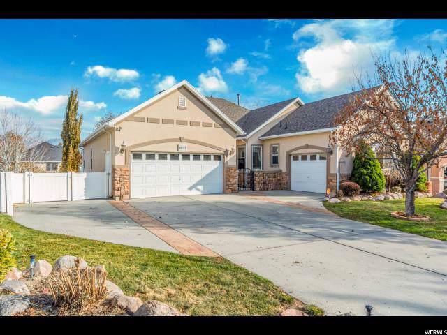 6857 S Bateman Field Dr, West Jordan, UT 84084 (#1642592) :: Bustos Real Estate | Keller Williams Utah Realtors