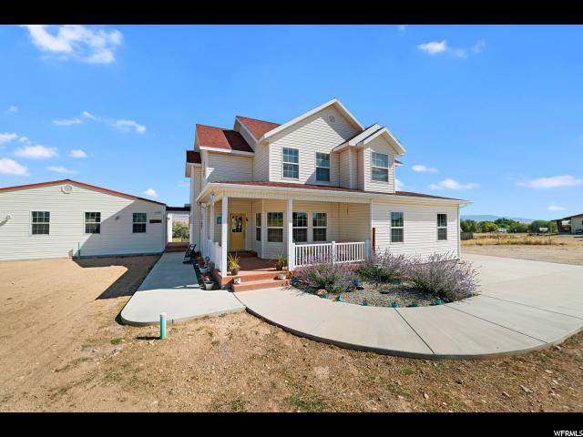 1761 E 500 S, Naples, UT 84078 (#1642603) :: Big Key Real Estate