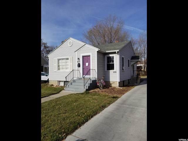 533 E 600 N, Provo, UT 84606 (#1642608) :: Big Key Real Estate