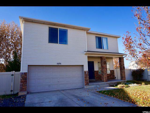 1076 W 180 S, Spanish Fork, UT 84660 (#1642618) :: Exit Realty Success