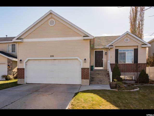 231 W Bubbling Brook Ln, Draper, UT 84020 (#1642636) :: Von Perry | iPro Realty Network