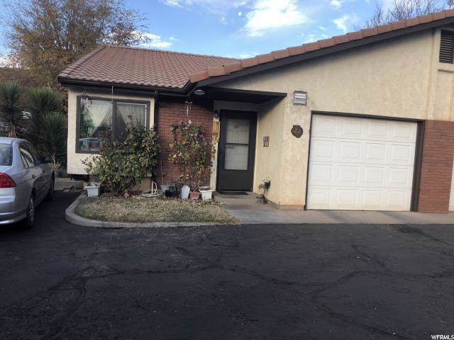 240 W 200 S #11, St. George, UT 84770 (#1642638) :: Colemere Realty Associates